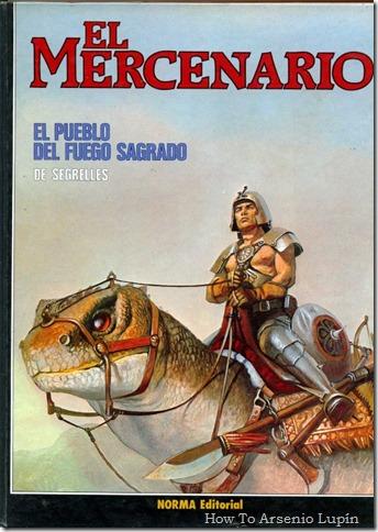 2012-07-29 - El Mercenario de Segrelles