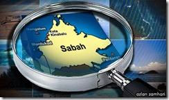 Peta Sabah