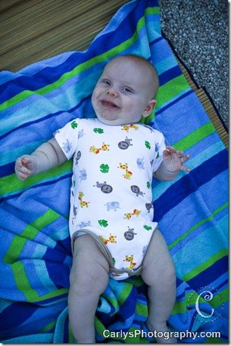 Kyton 4 months - October 01, 2011-2