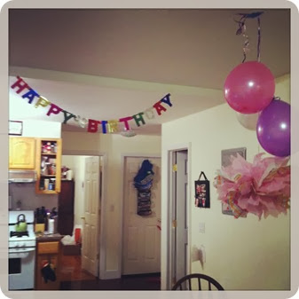 Elaine's Party Decorations