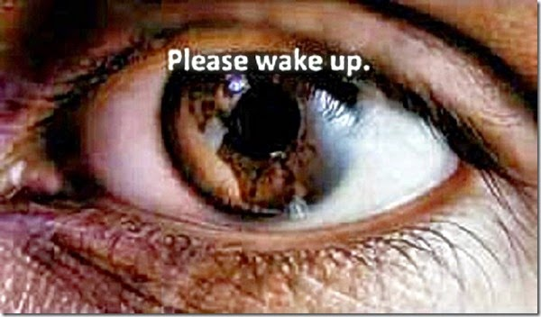 Wake-up It's Dajjal One-Eye