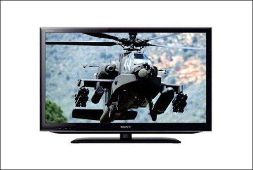 Review Sony KDL-40EX650 LED HDTV.[6]
