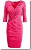 Isabella Oliver Draped Dress