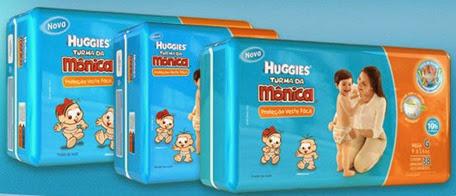 HUGGIES FRALDAS PULL UPS