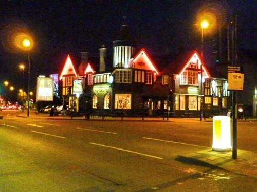 Den lokala puben