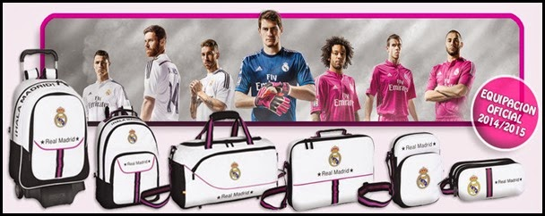 equipacion real madrid