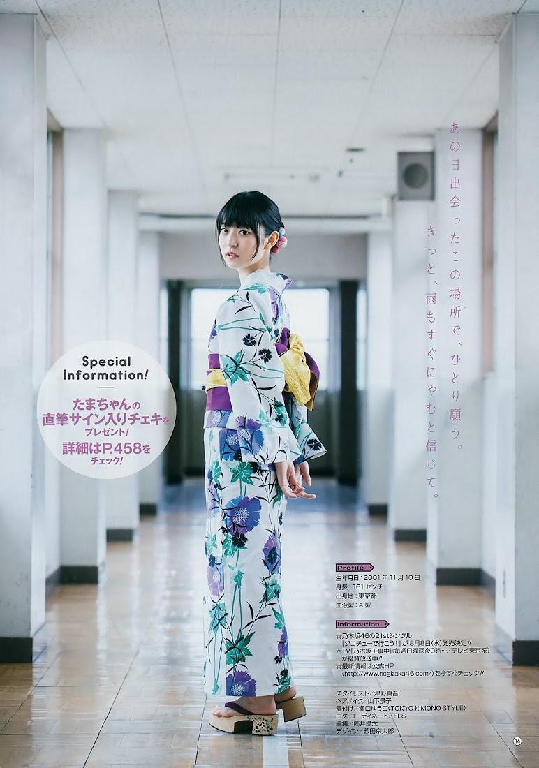[Young Gangan] 2018 No.15 大園桃子 阪口珠美 - idols
