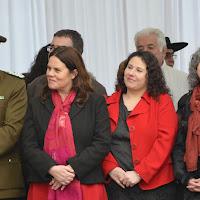 Inauguración 15º fiesta chilena en Ñuñoa