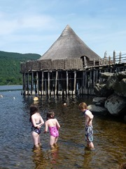 crannog on stilts