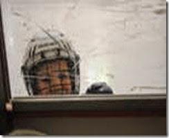 hockey glass