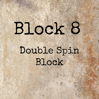 Block 8 Header