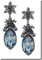 Erickson Beamon Drop Earrings