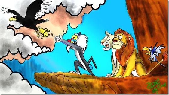 El Rey León,The Lion King,Simba (139)