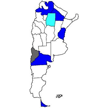 Mapa Sen 2013