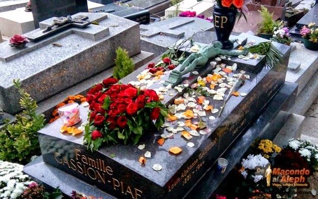 Paris visita cementerio Père Lachaise 7