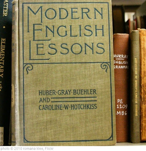 'modern english lessons' photo (c) 2010, romana klee - license: https://creativecommons.org/licenses/by-sa/2.0/