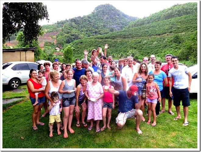 Eita que família  grande