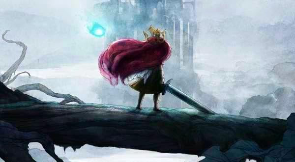 Child Of Light Coming PS Vita