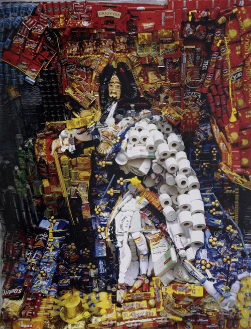bernard pras arte lixo 02
