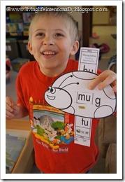 Kindergarten Lanugage Arts Program