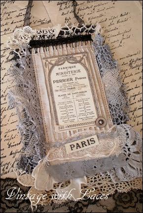 Lace Tag Paris