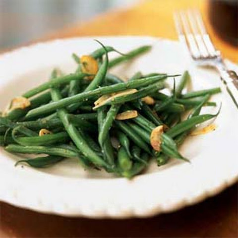 Haricots Verts With Herb Butter Recipes   Yummly