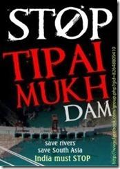 Stop tipaimukh dam