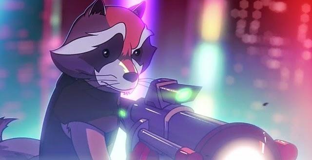 Marvel confirma la serie animada Guardianes de la Galaxia para 2015