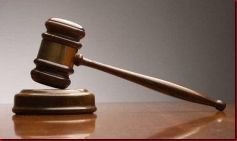 Unik Hakim Michigan Denda Dirinya Sendiri