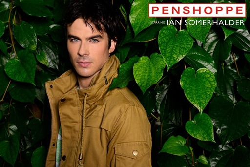 ian somerhalder for penshoppe