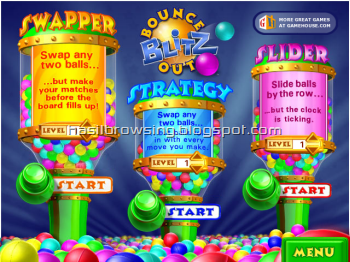 Bounce blitz out screenshot 1