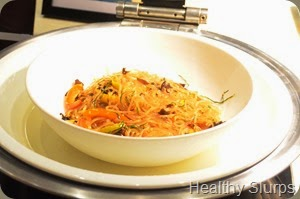 Mouth watering Japchae
