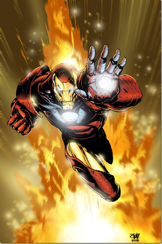 Iron man ,Anthony Edward ,Tony Stark (115)