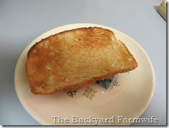 ham & potatoes - The Backyard Farmwife