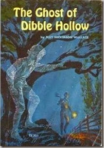 The Ghost of DIbble Hollow Front Cover