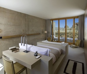 Diseño-contemporano-habitacion-Resort-Spa-Amangiri