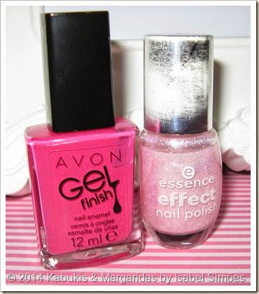 Avon e Essence
