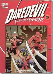 P00005 - Daredevil - Coleccionable #5 (de 25)