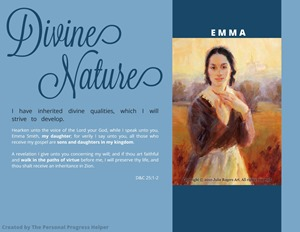 Scriptural Women of Value Poster Emma Hale Smith Free Download