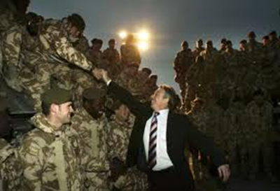 blair iraq
