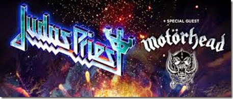 Judas priest en Chile 2015