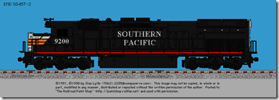SP sd45t-2
