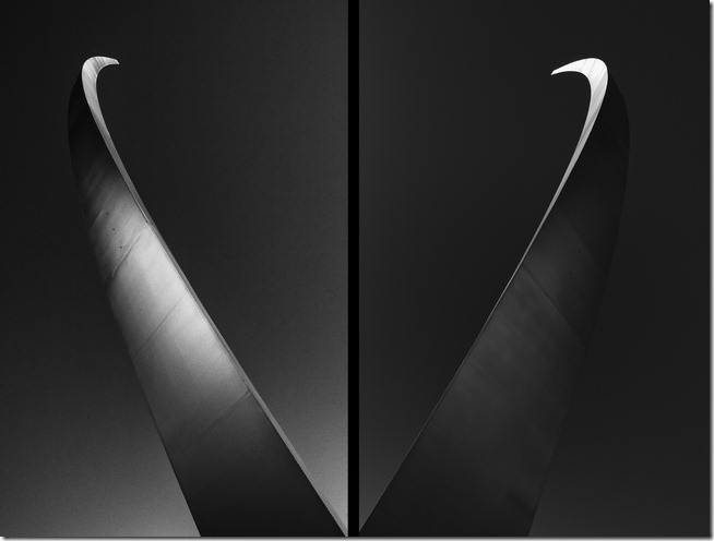 US Air Force Memorial Diptych