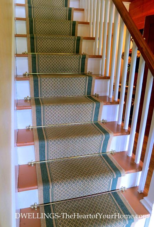 mast farm inn entry stairs