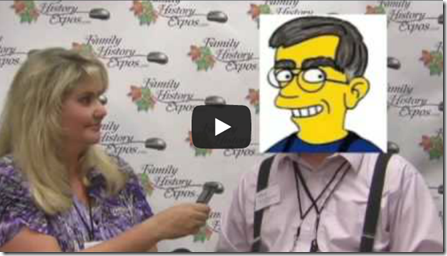 Lisa Louise Cooke interviews the Ancestry Insider