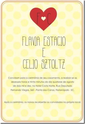 Convite M-03-01