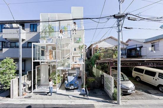 Casa transparente 03