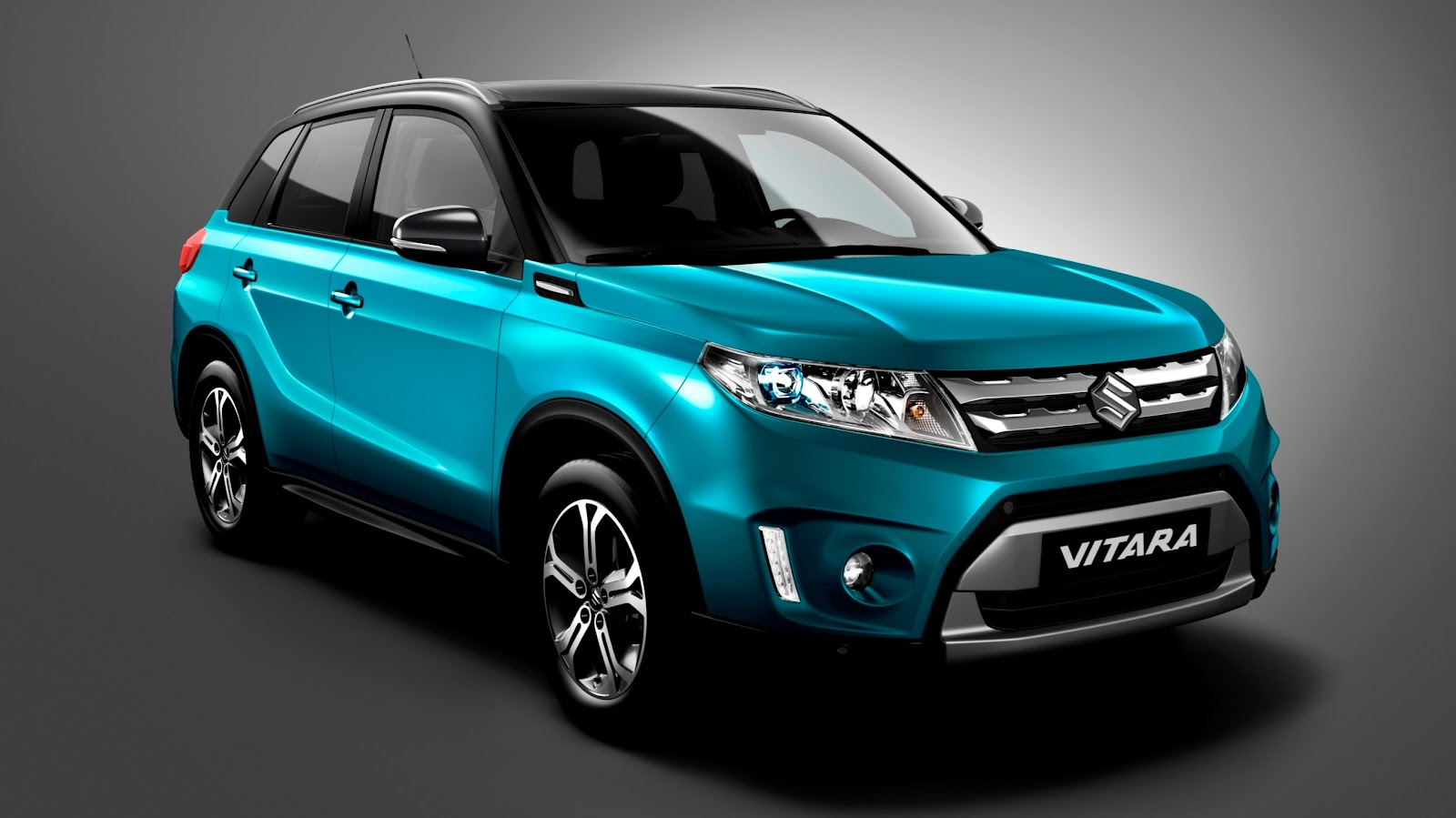 2015 suzuki vitara compact suv unveiled turkeycarblog. Black Bedroom Furniture Sets. Home Design Ideas