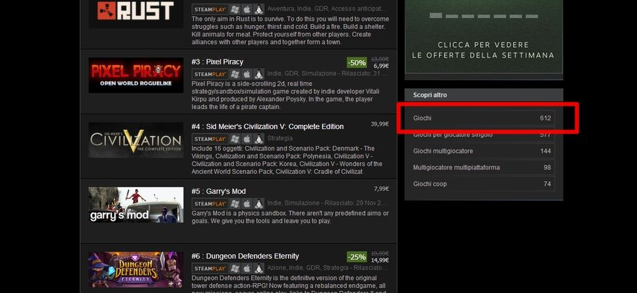 Steam: superati i 600 giochi nativi per Linux