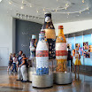Coca Cola Bottles in World of Coca-Cola